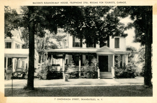 Eleanor May House