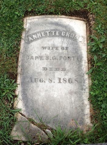 Annette's Stone