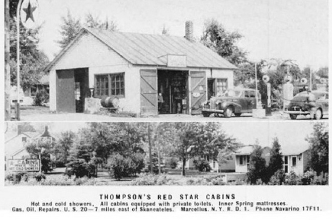 Red Star Cabins