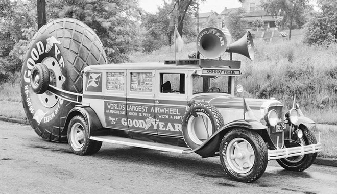 Goodyear Airwheel