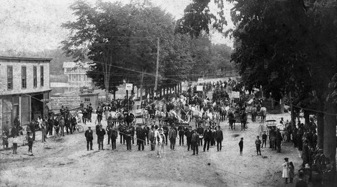 Deering Parade 1898