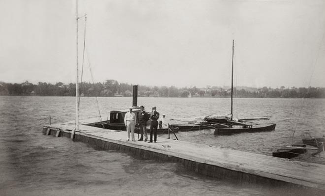 Fred Roosevelt's Dock