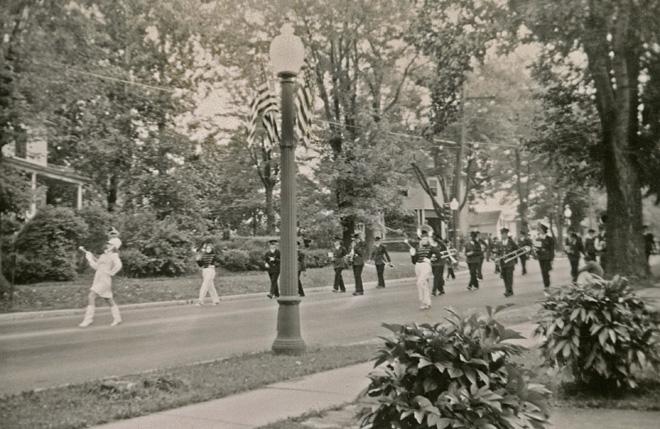 Labor Day Parade 1940