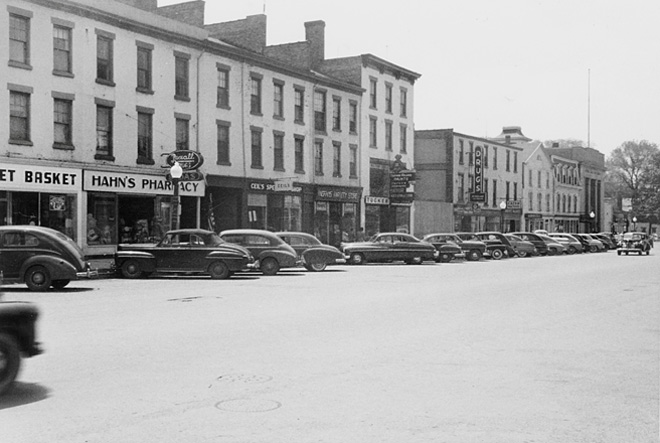 Downtown 1950