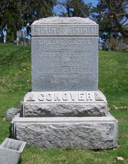 Conover Grave Stone