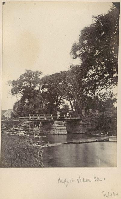 Willow Glen Bridge 1