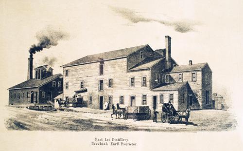 Hart Lot Distillery