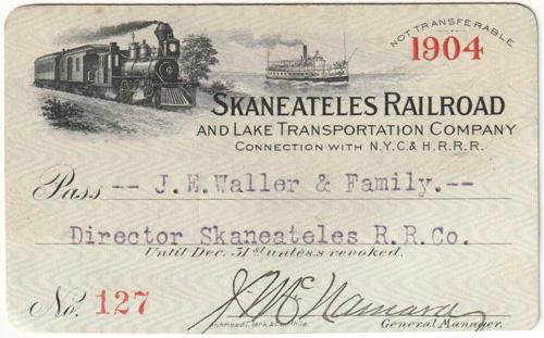 Waller RR Pass