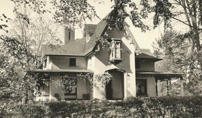Smith House for DeCost