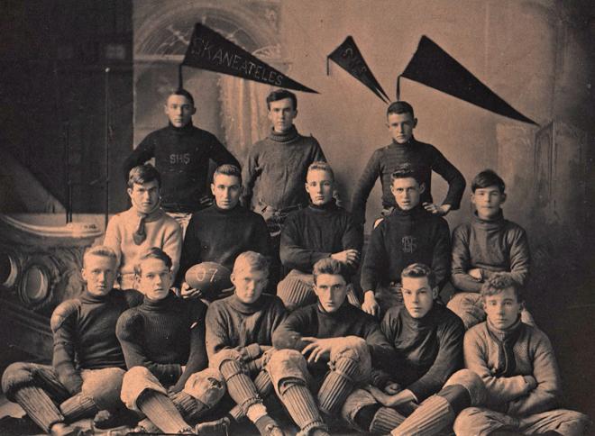 Football 1907 a