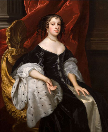 Catherine Peter Lely 2
