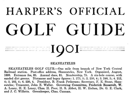 Harper's Guide 450