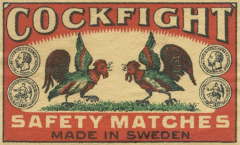Cockfight Matches