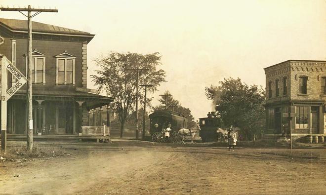 Wheeler House Then