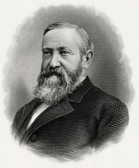 Harrison Portrait