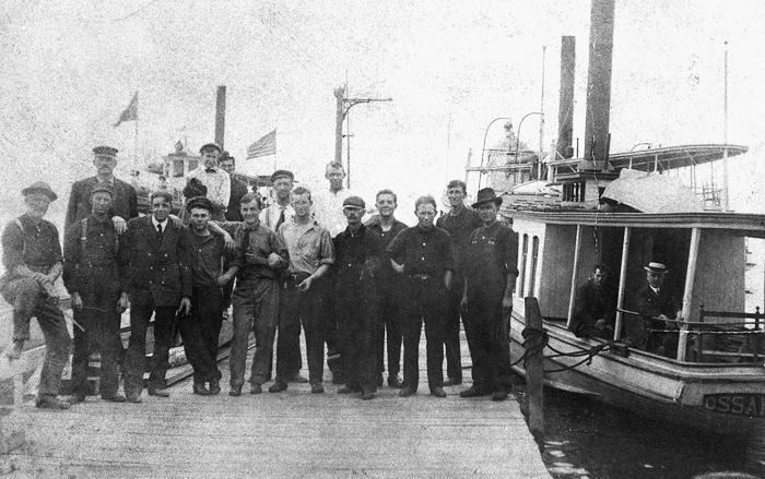 Ossahinta and Crew