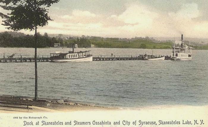 Ossahinta Postcard 1905